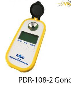 Khúc xạ kế điện tử đo độ mặn PDR-108-2 Gondo
