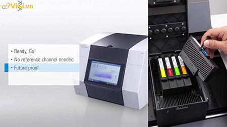 Máy Realtime PCR AriaMx 96 giếng 6 kênh màu- Agilent Mỹ