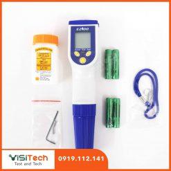 Bút đo độ mặn Gondo 7021 được ứng dụng cho nuôi trồng thủy sản