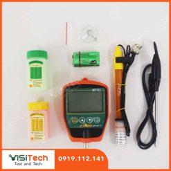 Bút đo pH và nhiệt độ nước có đầu dò MP103 Gondo
