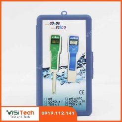 Cách đo độ dẫn điện của nước