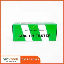 Cách đo độ pH trong đất hiệu quả bằng bút DM-13