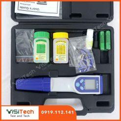 Cách đo pH nước hồ cá