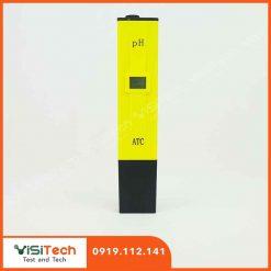Cách đo pH nước hồ cá bằng bút đo ATC