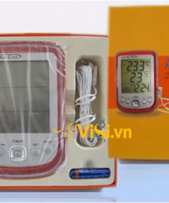 Máy đo độ ẩm/ nhiệt độ điển tử hiện số DHT-1 DYS