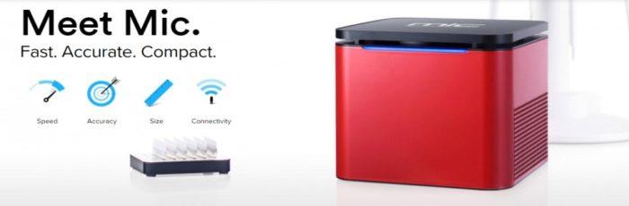 máy real-time PCR MIC Mini 2 kênh 48 giếng
