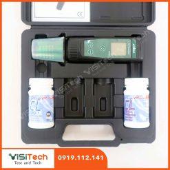 Máy đo nồng độ chlorine trong nước 6742 Gondo cho kết quả chính xác và nhanh chóng