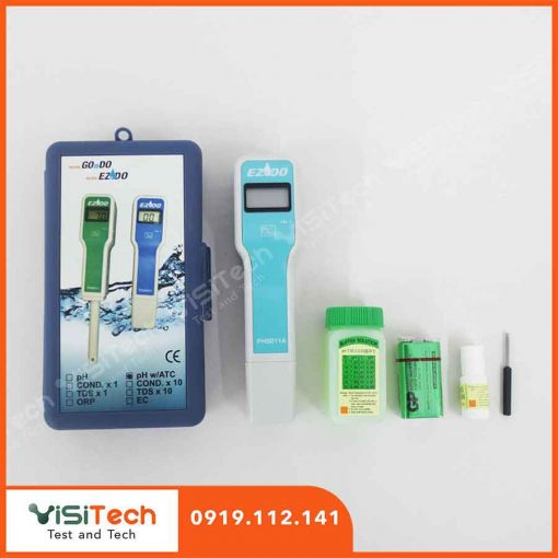 Thiết bị đo độ pH nước 2 số lẻ 5011A Gondo