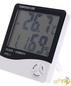 máy đo nhiệt độ, độ ẩm không khí trong phòng HTC-1