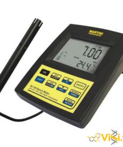 Máy đo pH/nhiệt độ để bàn điện tử hiện số Mi 150