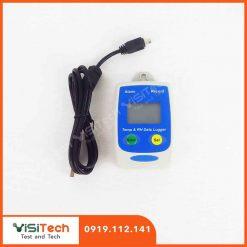 Máy đo nhiệt ẩm kế tự ghi DTR-305 Gondo