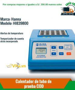 Máy phá mẫu COD của nước HI839800 Hanna