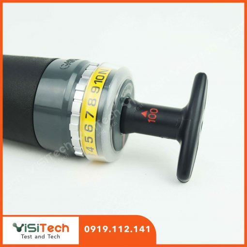 Thiết bị đo chất lượng không khí dùng để xác định thành phẩn khí trong các nhà máy
