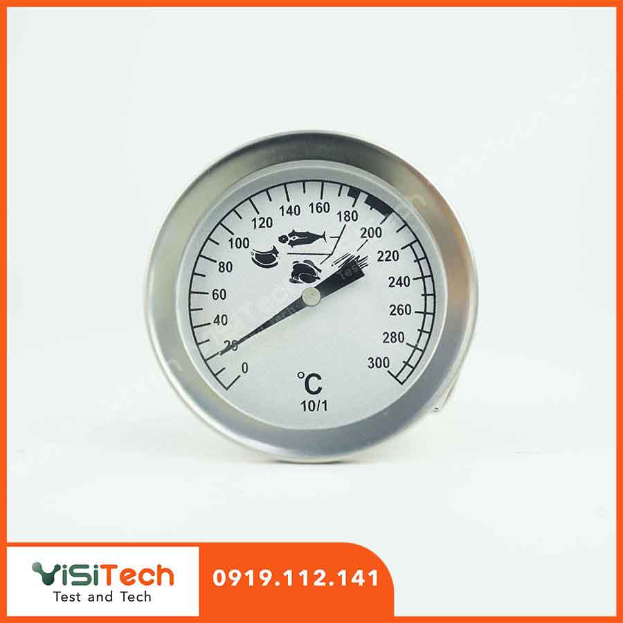 Visitech chuyên cung cấp nhiệt kế đo dầu chiên giá rẻ