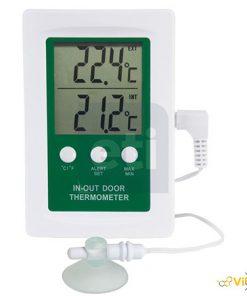 Nhiệt kế điện tử đo nhiệt độ bên trong 810-080 ETI, Nhiệt kế điện tử đo nhiệt độ bên ngoài 810-080 ETI
