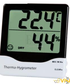 Nhiệt ẩm kế điện tử 810-145 ETI