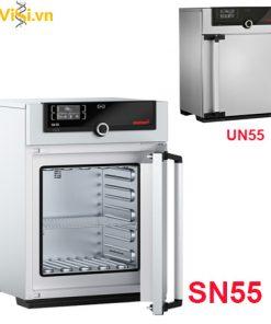 Tủ sấy đối lưu tự nhiên 53 lít UN55 Memmert, Tủ sấy đối lưu tự nhiên 53 lít SN55 Memmert, Tủ sấy đối lưu tự nhiên 53 lít UN55/ SN55 Memmert