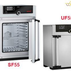 Tủ sấy đối lưu cưỡng bức 53 lít UF55 Memmert, Tủ sấy đối lưu cưỡng bức 53 lít SF55 Memmert, Tủ sấy đối lưu cưỡng bức 53 lít UF55/ SF55 Memmert