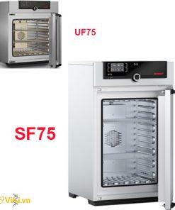 Tủ sấy đối lưu cưỡng bức 74 lít UF75 Memmert, Tủ sấy đối lưu cưỡng bức 74 lít SF75 Memmert, Tủ sấy đối lưu cưỡng bức 74 lít UF75/ SF75 Memmert