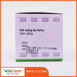 Test Kit kiểm tra nhanh acid vô cơ trong dấm ăn VT04
