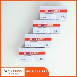 Test nitrit NT04 BCA giúp phát hiện nhanh nitrit có trong đồ uống không màu