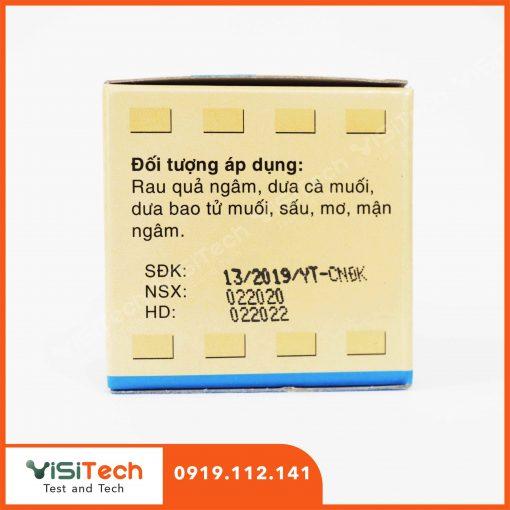 Visitech cung cấp bộ test nhanh ST04 Bộ Công An giá rẻ, giao hàng toàn quốc