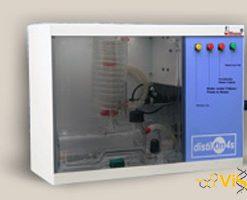 Máy cất nước 2 lần 4 lít/giờ Distil-On 4D Bhanu- Ấn Độ