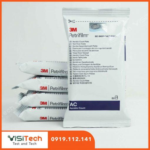 Đĩa Petrifilm 3M giúp kiểm soát chất lượng vi khuẩn có khả năng gây ảnh hưởng đến sức khỏe con người