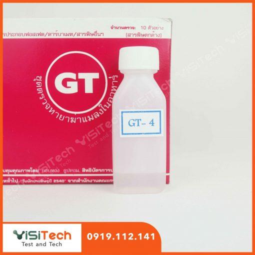 Kiểm tra nhanh thuốc trừ sâu trong rau 001G9 an toàn, đơn giản, tiện ích