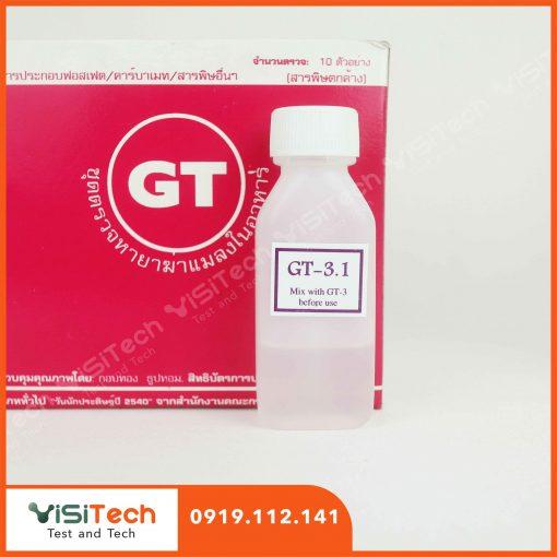 Cách kiểm tra dư lượng thuốc trừ sâu trong trái cây bằng kit 001G9 Thái Lan