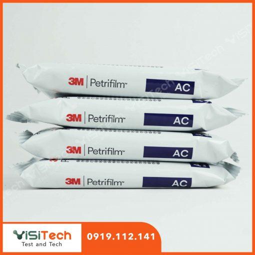 Petrifilm AC 6400/6406 3M kiểm soát hiệu quả chất lượng thức ăn, nước uống trong môi trường bệnh viện, trường học