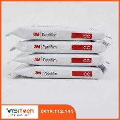 Petrifilm Coliforms CC 6410/6416 3M cung cấp phương pháp hiệu quả và thuận tiện để kiểm soát vi khuẩn Coliforms