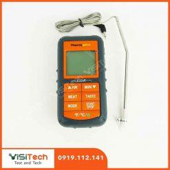 Cách đo nhiệt độ thực phẩm hiệu quả bằng máy TP-06S