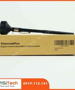 Dụng cụ đo nhiệt độ thực phẩm TP-01 đảm bảo nhiệt độ nấu chín thịt lý tưởng