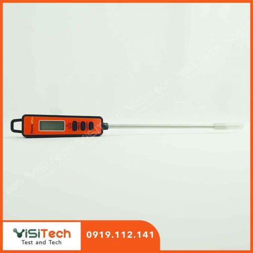 Hướng dẫn sử dụng nhiệt kế đo nhiệt độ thịt