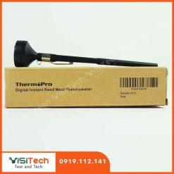 Máy đo nhiệt độ thực phẩm có đồng hồ điện tử TP-01 ThermoPro