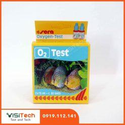 Test Sera O2 kiểm tra nhanh sự thay đổi Oxy trong nước