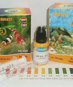 Test Nhanh pH nước