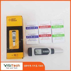 Visitech chuyên cung cấp bút đo pH nước giá rẻ
