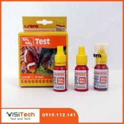 Sera test NH4 NH3 gồm những gì?