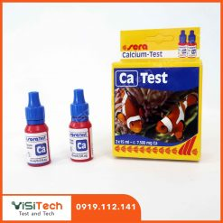 Test Ca Sera đo hàm lượng Canxi trong ao nuôi tôm