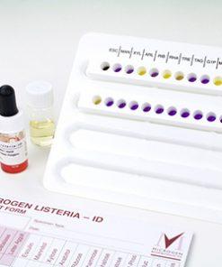 Kit định danh Listeria spp trong thực phẩm-Listeria ID-Microgen