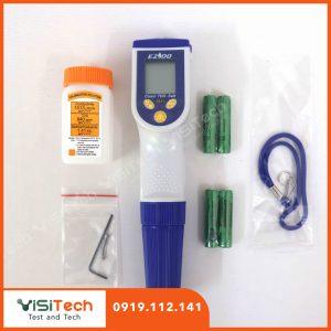 máy đo độ mặn nước sông để tưới tiêu